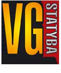 VG statyba Logo